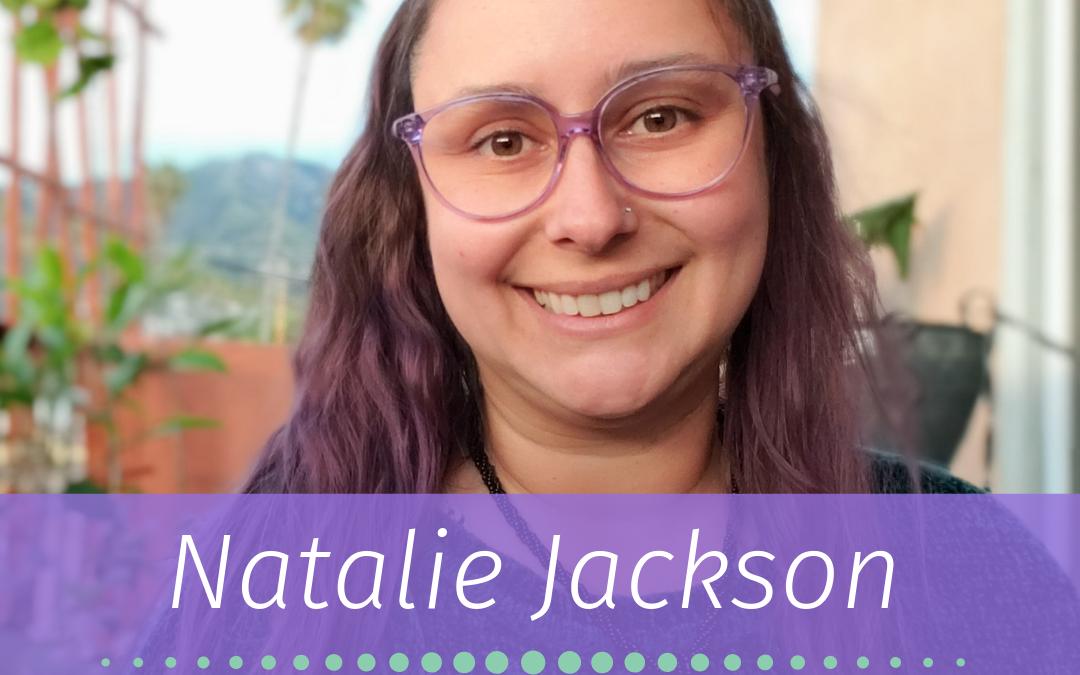 Introducing Natalie Jackson, Plant Detective!